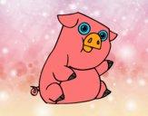 Un porc