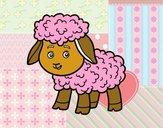 Una ovelleta