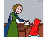 La caputxeta vermella 2