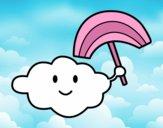 Núvol amb arc de Sant Martí