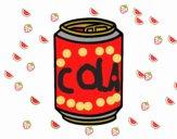 Dibuix Llauna de refresc pintat per CHEF_ELOI